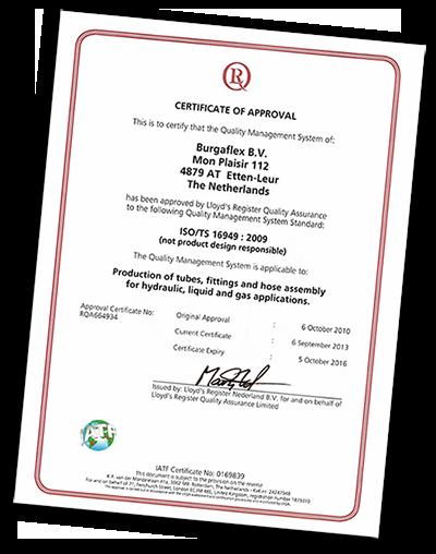 Burgaflex ISO_TS-16949-Certificate-2013_2016